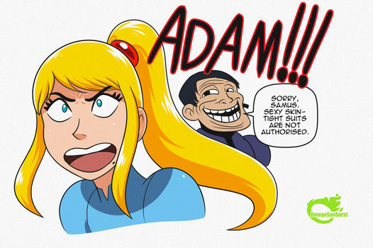 Adam!!! by OmegaSunBurst