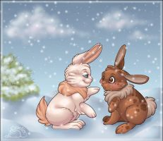 Bunny Love by Graelin