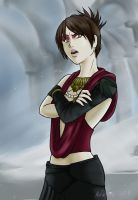 Morrigan Disapproves by Adre-es