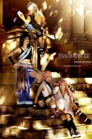 FFXIII: Reminiscence by gya-inc