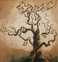 Another 'tree of life' by EerinVink
