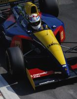Philippe Alliot (Belgium 1993) by F1-history