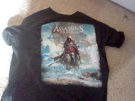 Assassin's Creed IV T-Shirt by perry321