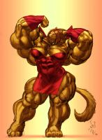 Look at my Biceps by PS286