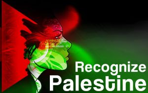 Recognize Palestine II by douf