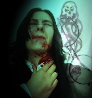 Snapes Death: Severus cosplay by smdownunder
