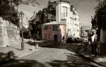 La Maison Rose by NightstreetDreamer