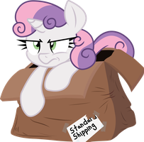 Sweetie Mail by craftybrony