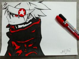 I am Cool ~ Soul Eater by icreateartist1221