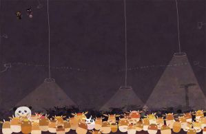 Where the cows live by nicolas-gouny-art