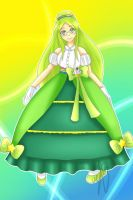 Confection Cuties: Chartreuse Hime by FeatheryJustice