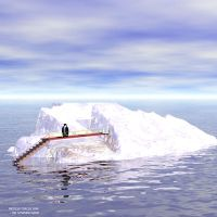 Waiting for 5.15 Artic Circle by nekotime