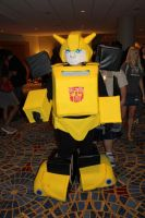 Bumblebee Dragoncon by Transformergirl