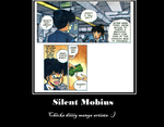 Silent Mobius motivational poster by RyugaSSJ3