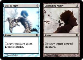 Will to Fight TCG by AnimeMTG