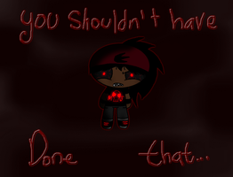 Someone get the shades, this is creepy... by Brashgirl901