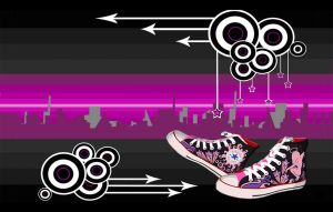 converse wallpaper 2 by markthat