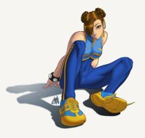 20100309 Chun-Li - Color by jy00