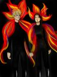 THG: The Girl on Fire by poohlikeshoney