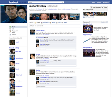McCoy's Facebook page by nine-tailedgirl