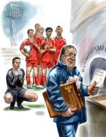 Dick Advocaat and the Russian national team by art-bat