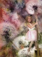 Magic In The Dandelion Fuzz by jellybean2009