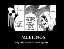 Truth : Soul Eater 27 meetings by DRUNKENunicorn756