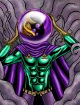 Mysterio by Andres-Morales