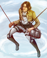 arin jaeger by cafechan