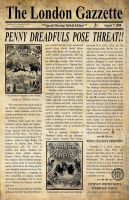 Penny Dreadfuls Pose Threat by WayneReinagel