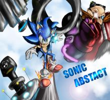 SONIC ABSTRACT by Arcitus