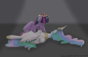 why would Luna do this... by amandaam