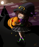 Little Witch by DaughterInumi
