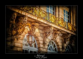 Nancy - the city of gold III by calimer00