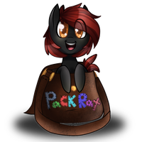 :CE: Pack Rat by iSketchi