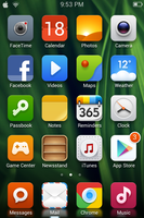 My current iPod Touch layout by link6155