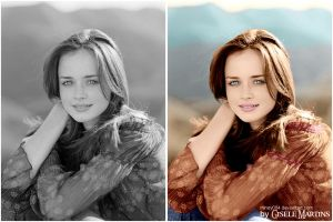 Alexis Bledel by miney004