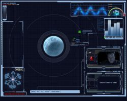 Stargate Computer Screen 3 by Duratec