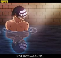 Dive in madness by walterka