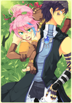iAnti - Rito and Trinity by Uberzers