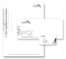 Normandy Letterhead by chezoon