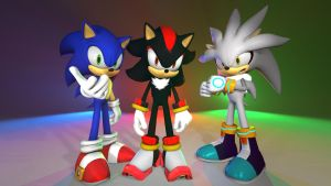 -SFM- Sonic, Shadow n' Silver 2: Electric Boogaloo by TheRiverKruse