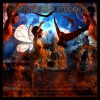 MENTORS AND STUDENTS by Rickbw1
