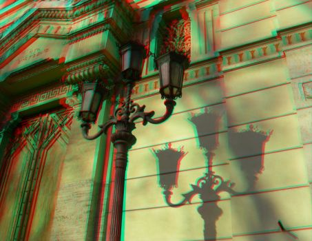 Rome 19 3D Anaglyph by yellowishhaze
