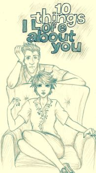 10 Things I Lofe About you by k-bass