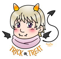 Hetalia: Trick or Treat (Russia) by NanaFay
