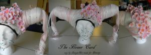Commission: The Flower Card wig by ImaginEeri