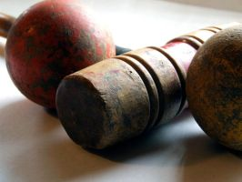 balls and mallet by ikymagoo