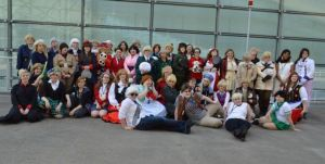Hetalia group photo by rosalynamarante
