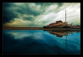 Stuck in a forgotten past by gilad